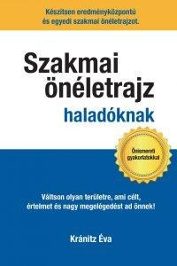 Szakmai önéletrajz haladóknak könyv